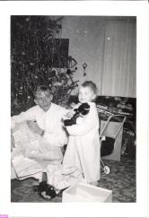 Crawford-Marcia-b1952-1953-Christmas-bear-hug