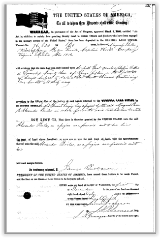 1860-Briles-Alexander-Patent