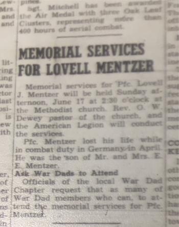 1945-Jun14-MemorialService-Mentzer-Lovell350