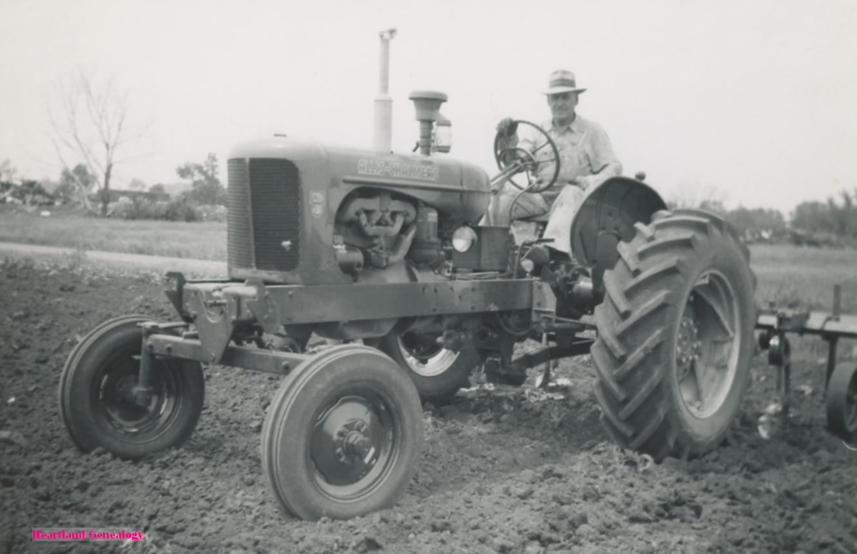 Briles-Edward-b1891-1955-Tractor