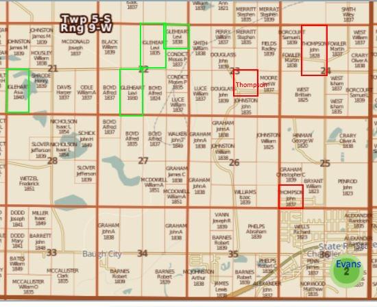 Thompson | Heartland Genealogy