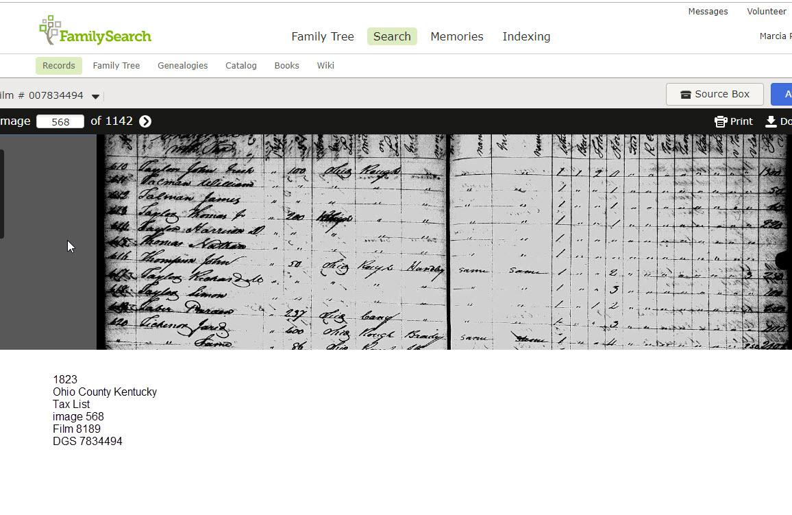 1823-Tax-KY-OhioCounty-Thompson-John