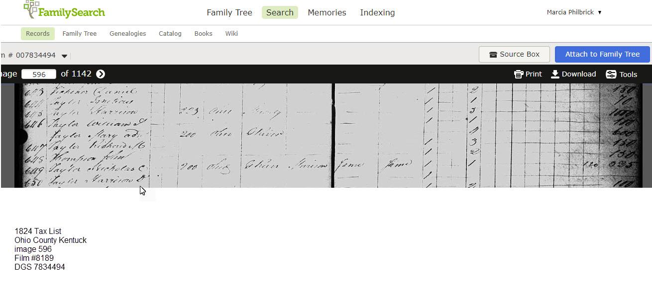 1824-Tax-KY-OhioCounty-Thompson-John